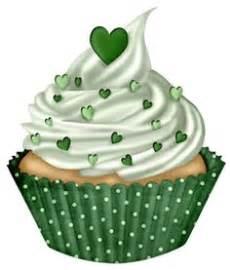 Green Cupcakes Clipart (16+)