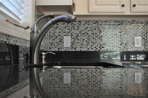 Nice Mosaic Tile Kitchen Backsplash — Home Ideas Collection