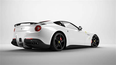 The f12berlinetta is everything you could want from an italian supercar. Ferrari F12 Berlinetta - White by DutaAV on DeviantArt