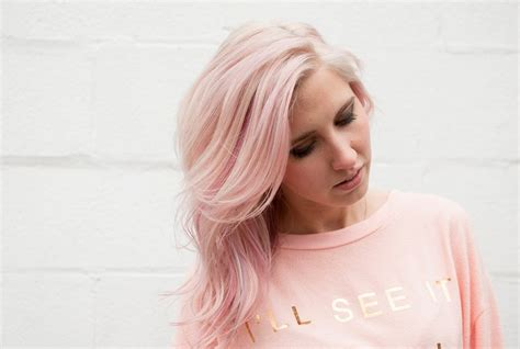 haare mit rosa haare pastell f 228 rben rosa lila und blau als haarfarben trends
