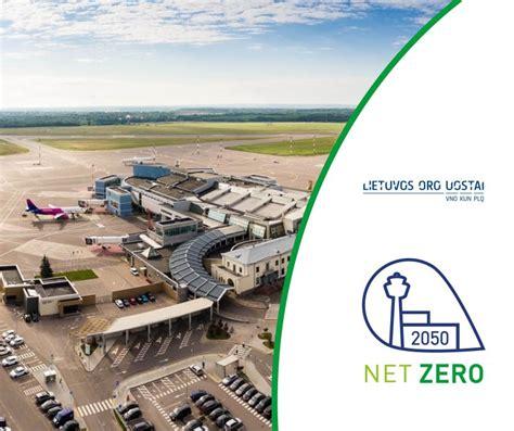 Lietuvos oro uostai jungiasi prie tarptautinės iniciatyvos mažinti anglies dvideginio emisijas ...