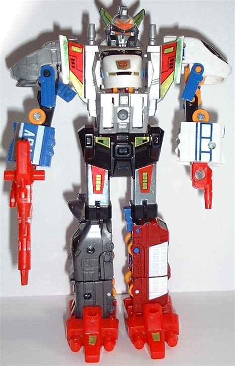 Generation 1 Sixtrain Image Gallery And Review