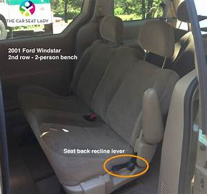The Car Seat Lady  U2013 Ford Windstar And Freestar