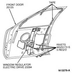 my 1997 lincoln towncar executive series window wont go up With inside an electric car how electric cars work howstuffworks