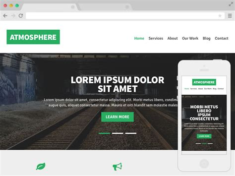 transferring template to new website wix atmosphere free responsive template free website templates