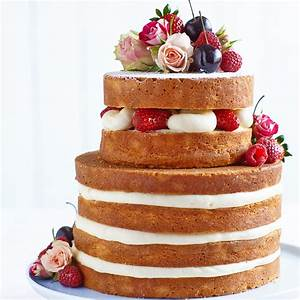 Naked Cake - Woman And Home