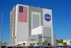 NASA Vehicle Assembly Building (VAB) Kennedy Space Center ...
