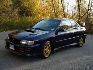 1996 Subaru Impreza Coupe Specifications  Pictures  Prices