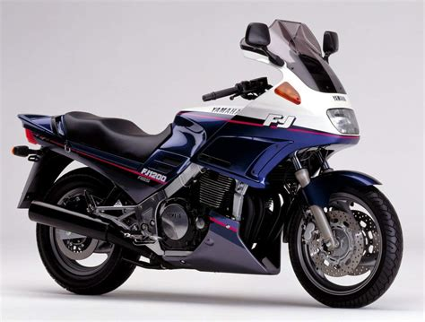 Yamaha Fj by Yamaha Fj1200