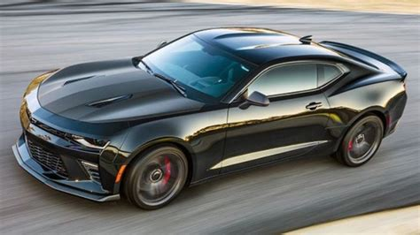 2019 Chevy Camaro Ss Review, Price And Specs Chevrolet