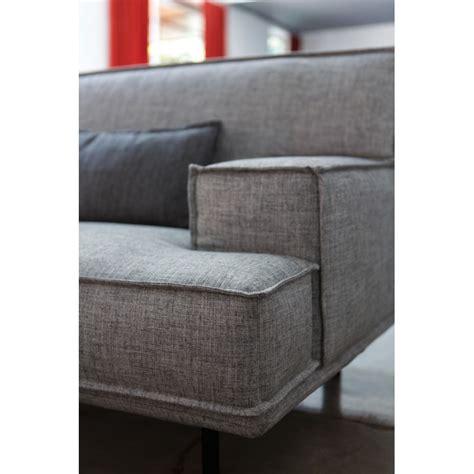 canap 233 italien avec chaise longue lancaster tissu