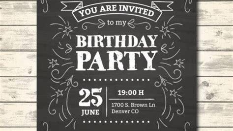 52+ Birthday Invitation Templates PSD AI Free
