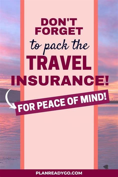 Travel Insurance in 2020 | Travel insurance, Trip planning ...