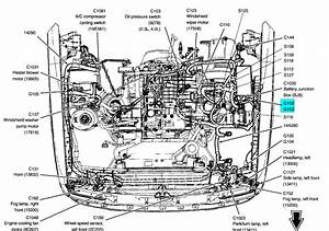 2006 Ford Ranger 2 3 Fuel Pump Ground Wire Diagram