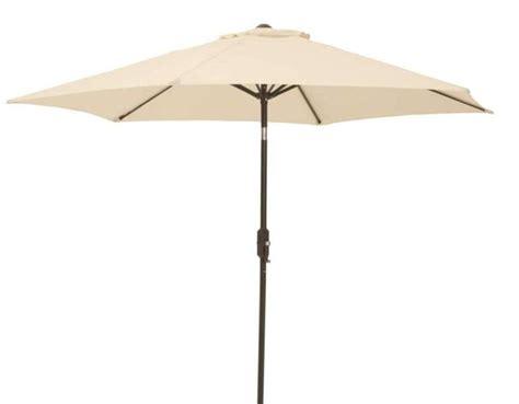 Tilting Patio Umbrella Uk by Patio Parasol Crank And Tilt Two 7m By Garden