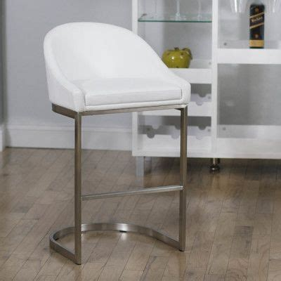 matrix otus 24 quot bar stool with cushion reviews wayfair
