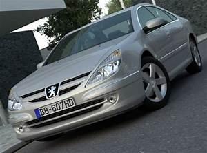 3D Peugeot 607 2007 CGTrader