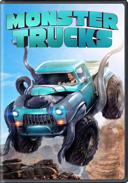 Monster Trucks Dvd Date Release Truck Dvdsreleasedates