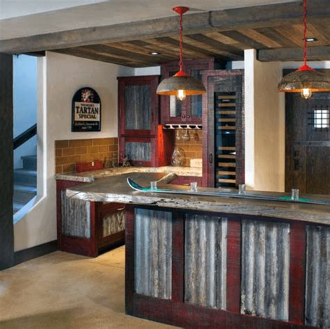Home Design Bar Ideas by Top 70 Best Rustic Bar Ideas Vintage Home Interior Designs