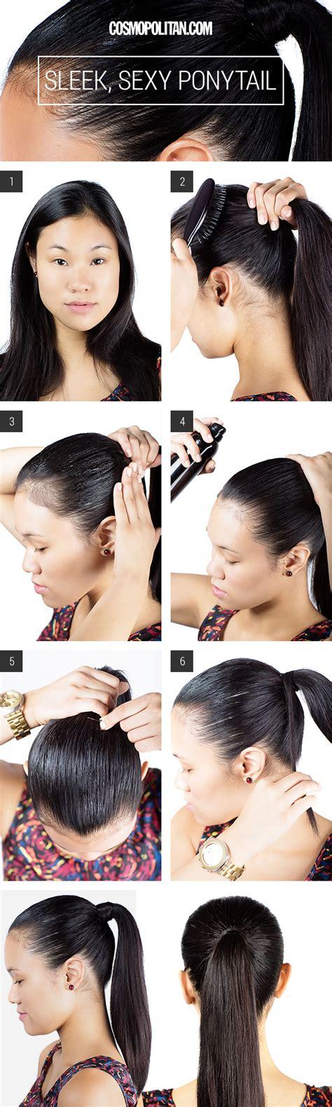 hair tutorials  simple easy hairstyles