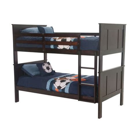 murano twin twin bunk bed by jerome s furniture sku prv51ybbc