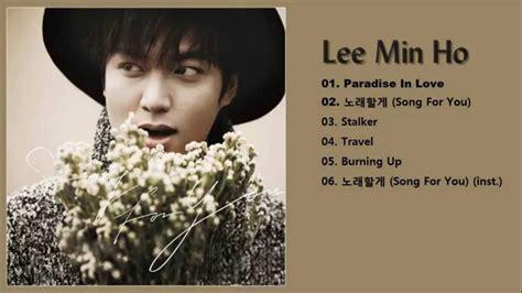 Download mp3 repvblik full album dan video mp4 gratis. Full Album 이민호 (Lee Min Ho) - Song For You Full Album - YouTube
