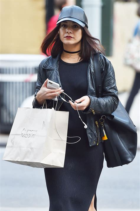Vanessa Hudgens - Shopping at American Two Shot in ...