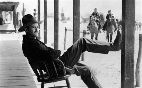 earp henry wyatt fonda darling clementine tombstone 1946 western corral marshal film john gunfight ford westerns movies movie fox linda