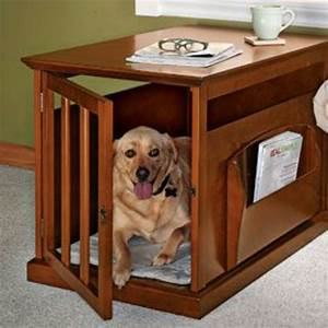 End table dog crate god39s beautiful creatures pinterest for How to build a dog crate end table