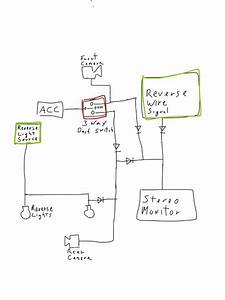 Camera Wiring Diagram Help Please