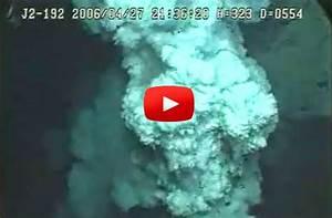 Underwater Volcano Eruption  U0026quot Video U0026quot