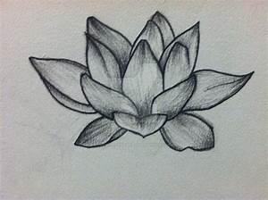 Lotus Flower Tattoo Design by thelinesthattied on DeviantArt