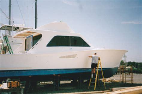 oceana boatworks  tiffany restoration project