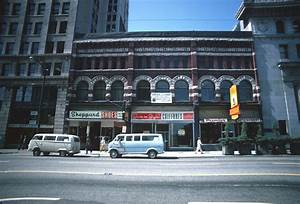 500 West Hastings Street south side - City of Vancouver ...