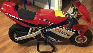 Chozian U0026 39 S 24v Razor Pocket Rocket Pr200