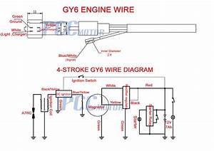 50cc Chinese Dirt Bike Wiring Diagram