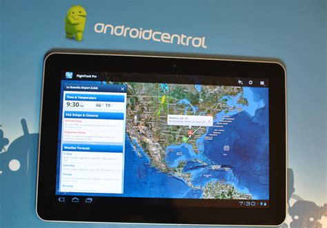 Flight Track's Honeycomb Tablet Update Now Available In
