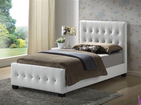 G2587 Bed White