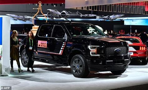 Pickups, Suvs In Spotlight At 2018 Detroit Auto Show