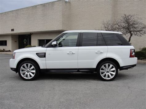 range rover sport supercharged  sale land rover
