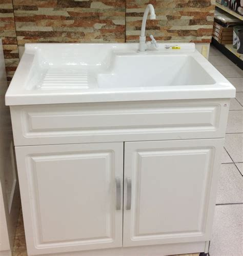small utility sink with cabinet best 25 laundry sinks ideas on small laundry