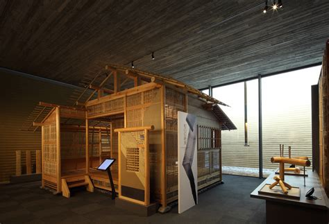 TAKENAKA CARPENTRY TOOLS MUSEUM   Museum Architecture