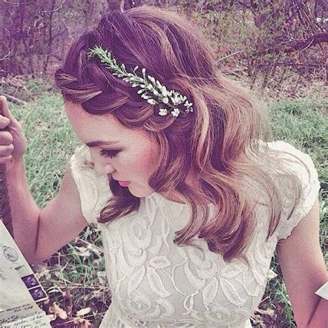 31 wedding hairstyles for short to mid length hair hair