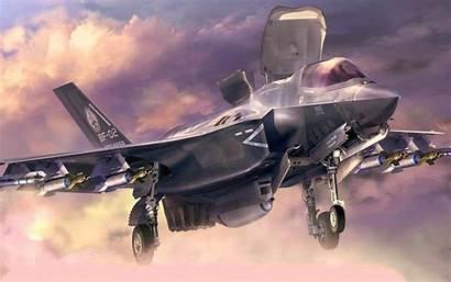 35 Fighter Force Lightning Ii Air Lockheed