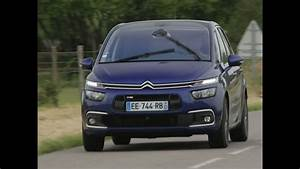 Citroën C4 Spacetourer Live : essai citro n c4 spacetourer 1 2 puretech eat6 130 feel 2018 youtube ~ Medecine-chirurgie-esthetiques.com Avis de Voitures
