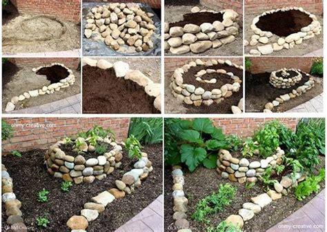 how to create a small vegetable garden using a garden