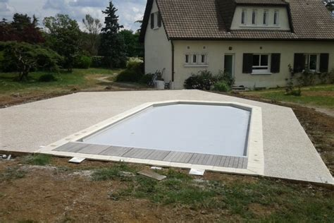 nettoyage du beton desactive