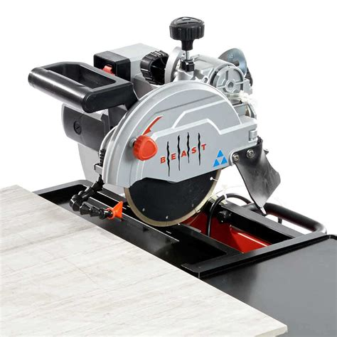 lackmond beast7 wet tile saw contractors direct
