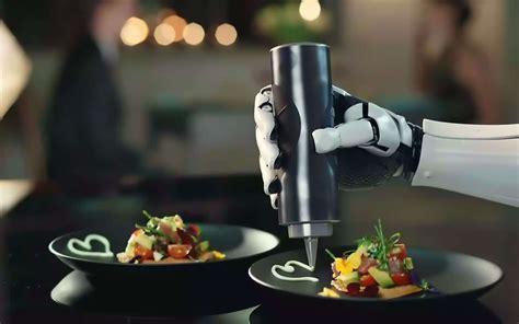 cuisine qui fait tout vidéo robotic kitchen un cuisinier qui met la