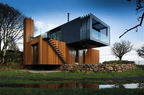 container house  northern ireland